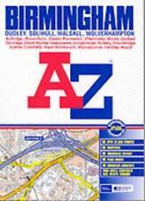 A-Z Birmingham Street Atlas (A-Z Street Maps & Atlases),Geographers' A-Z Map Co