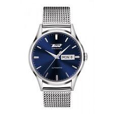 New Tissot Heritage Visodate Mesh Steel Bracelet Mens Watch T0194301104100