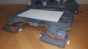 3d printed NASA Crawler Transporter 1:70