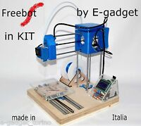 3D PRINTER STAMPANTE 3D FreeBot in KIT NOVITA