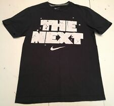Nike Standard Fit T Shirt Mens Medium Black Short Sleeve