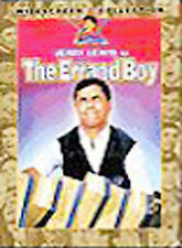 The Errand Boy/the Nutty Professor Jerry Lewis Dvd by