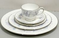 6 Place Settings 30 Pc Bone China WEDGWOOD Belle Fleur Excellent Condition Gift