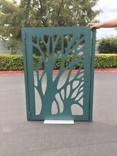 Metal Gate Modern Urban Pedestrian Walk Iron Garden Gate driveway gate.walk way