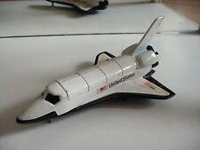 Corgi Space Shuttle in White