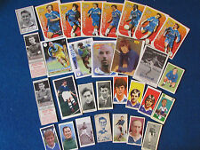 Chelsea FC - Mixed Lot of Cards - Lot of 30 - Various Seasons & Brands