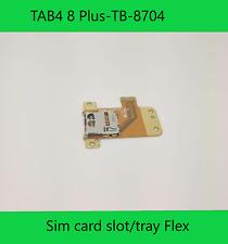 TAB4 8 Plus TB-8704X SIM FPC&*66801051 CS 5F78C08559 Sim card slot tray flex