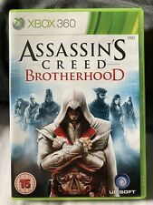 Assassin's Creed: Brotherhood (Microsoft Xbox 360, 2010)