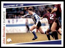 Merlin Shooting Stars 91/92 - Sheffield Wednesday Sheridan John No. 264