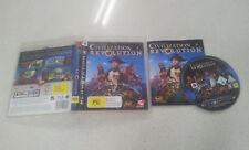 Civilization Revolution PS3 Game
