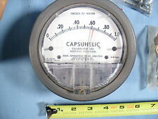 Dwyer Capsuhelic 4001 Pressure Gauge Gage NEW OLD STOCK