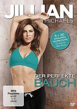 JILLIAN MICHAELS - JILLIAN MICHAELS-DER PERFEKTE BAUCH   DVD NEU