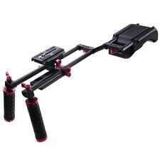 CAMVATE Pro DSLR Shoulder Pad Mount Support Rig Kit Z-Shape Handgrip for Camera