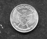 INDONESIA - BEAUTIFUL 50 SEN, 1961