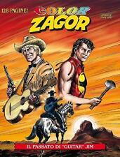 """Fumetto - Bonelli - Color Zagor 3 - Il Passato di """"Guitar"""" Jim - Nuovo !!!"""