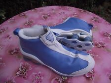 2002 NIKE SHOX RESPECT VC 1 VINCE CARTER BLUE BASKETBALL TRAINERS SIZE UK 10