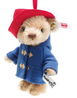 Steiff 'Paddington Bear' 60th Anniversary Ornament - limited edition - 690709