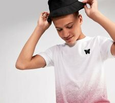 Junior Good For Nothing Speckled Fade Pink T-Shirt (SA1) RRP £17.99