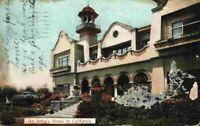 An Artist's Home Larry Jaree Artist in California CA Vintage 1900's Postcard