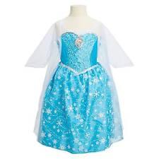 Disney Frozen Elsa Musical Light up Little Girls Dress