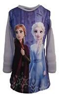 Baby Girls Frozen 2 Elsa and Anna Nightdress Nightie Nighty Pyjamas 1 - 2 Years