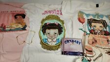 Melanie Martinez Crybaby SHIRTS CD AND NECKLACE CHOKER/ ANKLETS