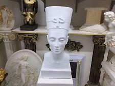 Wunderschöne Ägyptische Büste Nofretete Figuren Ägypten Kunst Figur Antik 2846 1