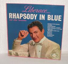 Liberace - Rhapsody in Blue - Vinyl LP - HM 549 - Ex/VG