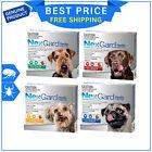NexGard for Dogs Monthly Flea and Tick Treatment 6 Chews Nexguard All Sizes