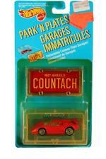 1989 Hot Wheels Park 'N Plates COUNTACH Lamborghini