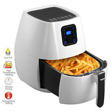 New listing 4.4 Qt 1300W Electric Air Fryer Digital Touch Screen Timer Temperature Control