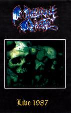 Mortuary Drape-Live 1987 (ITA), Tape