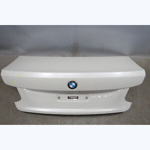 2014-2017 BMW F22 F87 2-Series M2 Factory Trunk Lid Boot Panel Mineral White OEM