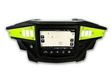 Ride Command Polaris XP1000 6 Switch LIME Dash Panel