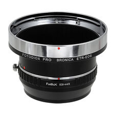 Fotodiox Pro Combo Lens Adapter Bronica ETR Lens to Micro Four Thirds