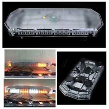 Recovery Light bar 600mm 12/24v Flashing Beacon Truck Light Strobes Amber LED