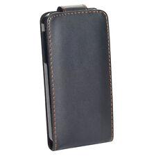 PEDEA Flip Cover Hülle Case Tasche Schutzhülle für Apple iPhone 6S / 6 Schwarz