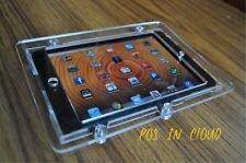 iPad mini 4 VESA Enclosure for Desktop Wall Mount as POS, Kiosk, Square Reader