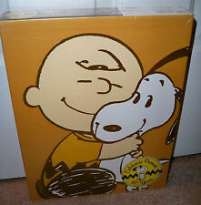 Celebrating Peanuts 60 Years Charles M Schulz 1st Ed 2009 Hardcover NEW Snoopy