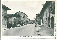 07142 CARTOLINA d'Epoca - TORINO: CAVAGNOLO: BENZINAIO
