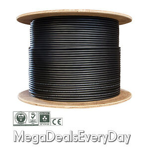 3 or 4 Core SWA Cable 6943X Steel Wire Armoured Underground Trench Light Power