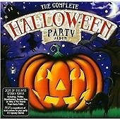 Various Artists - The Complete Halloween Party Album.