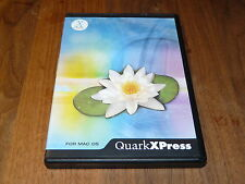 QuarkXpress 6.1 + Macromedia Freehand MX MAC engl. Vollversionen upgradefähig