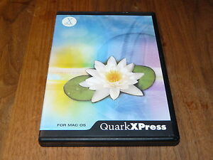QuarkXpress 6.1 + Macromedia Freehand MX MAC engl. Vollversionen upgradefähig