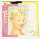 "M Robin SCOTT Disque 45T 7"" POP MUZIK - THE ""M"" FACTOR 1979 Baby bébé EMI 14750"