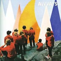 ALVVAYS - ANTISOCIALITES [180 GRAM COLORED VINYL] [DOWNLOAD CARD] NEW CD