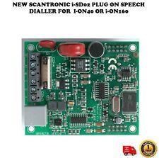 Nuevo Scantronic i-SD02 Enchufe en discurso marcador para I-ON40 o i-ON160