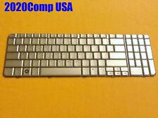 Genuine HP Keyboard G60-119OM 125NR 244DX 233NR 247CL Silver US Layout. Grade A