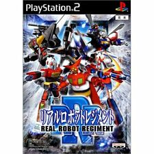 Used PS2 Real Robot Regiment Japan Import