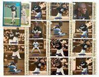Lot of MICHAEL JORDAN Upper Deck One on One Insert SP Baseball Cards RARE!